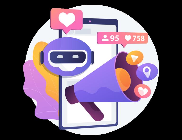 facebook instagram marketing online social media online promovare vizibilitate afacere promovare reclama facebook instagram tik tok google youtube rank